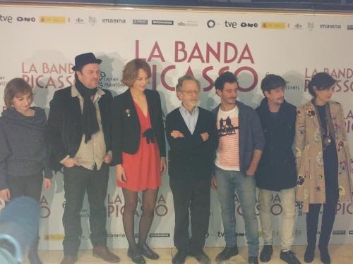 Elenco La Banda Picasso